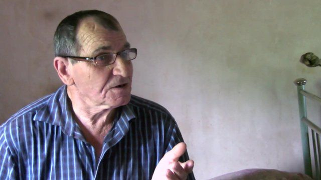 Teimuraz Batirashvili: Now he says he left because of his faith, but I know he did it because we were poor