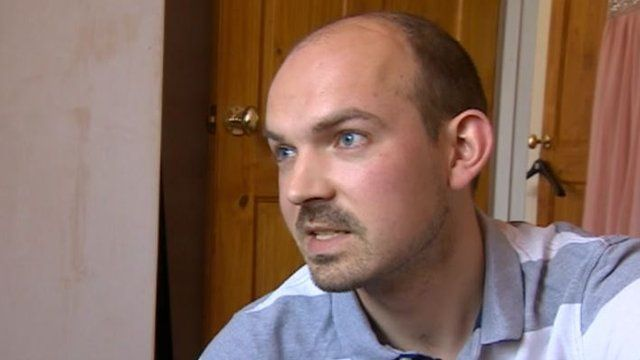 Epilepsy sufferer David Knowles's operation was cancelled