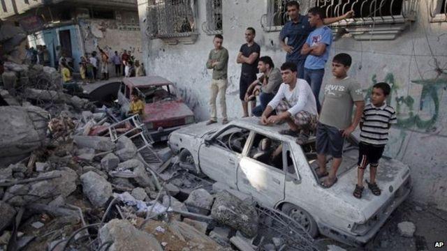 Israel to 'resist international pressure' over Gaza