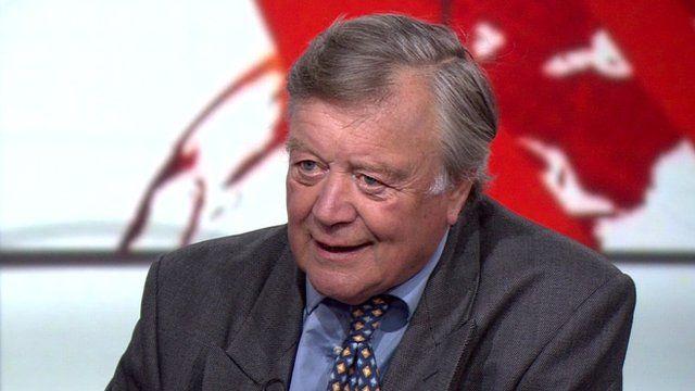 Conservative MP Ken Clarke