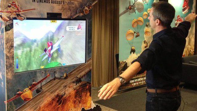 Kinect demo