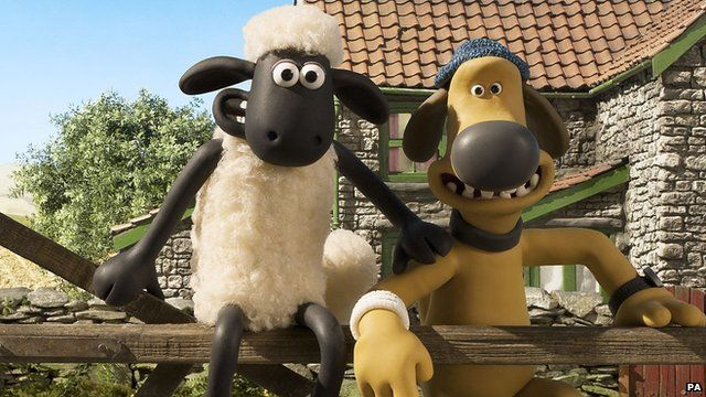 Shaun The Sheep TV Show Creator Richard Starzak Tells 5 Live Its Amazing
