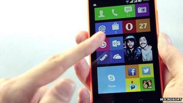 Microsoft calls end to Android Nokia X smartphones