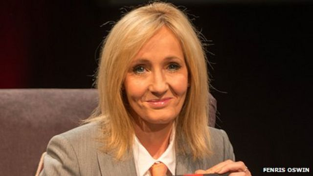 JK Rowling plans crime book spree