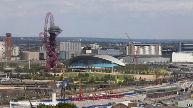 Olympic Park cultural project receives funding