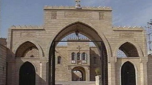 Isis militants 'seize Iraq monastery and expel monks'