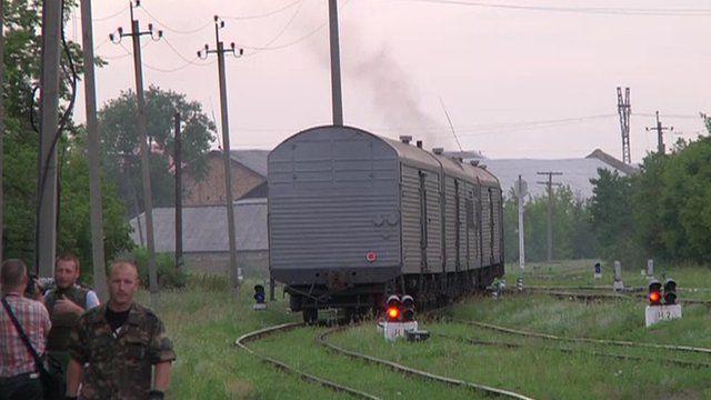 MH17 train