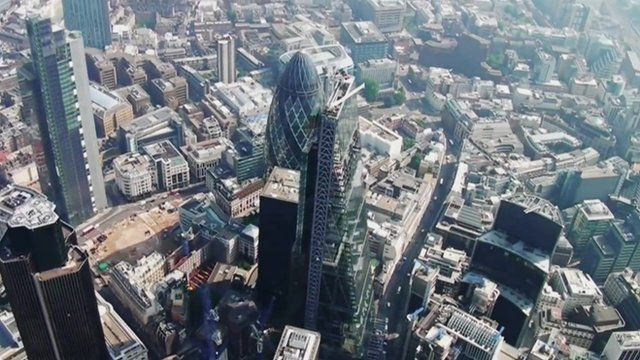 The Leadenhall 'cheesegrater' building