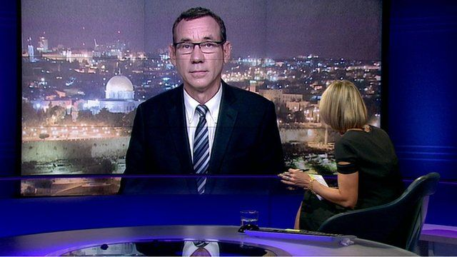 Emily Maitlis interviews Mark Regev