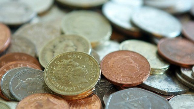 Sterling coins generic
