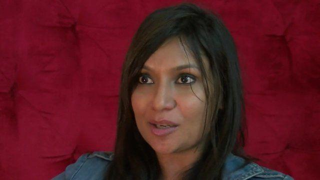 Bollywood blogger Malini Agarwal