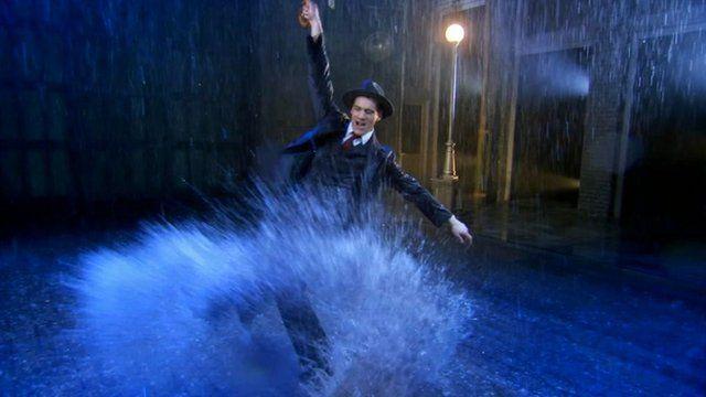 Singin' in the Rain at Bristol Hippodrome