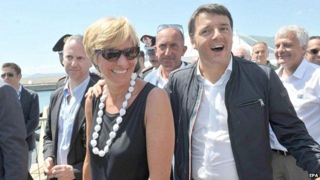 Costa Concordia wreck enters Genoa port for scrapping