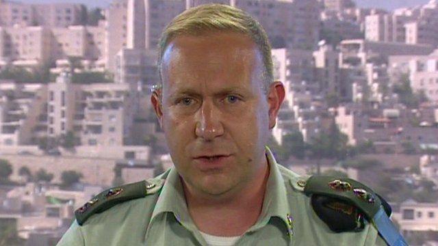 Colonel Peter Lerner of the Israel Defense Force