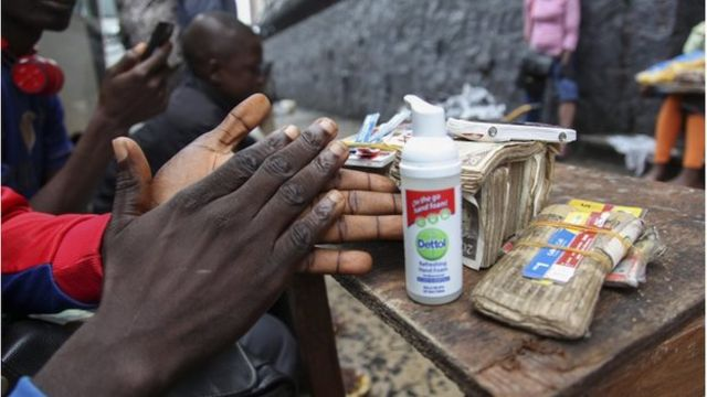 Ebola: NHS can deal with threat to UK, says Philip Hammond
