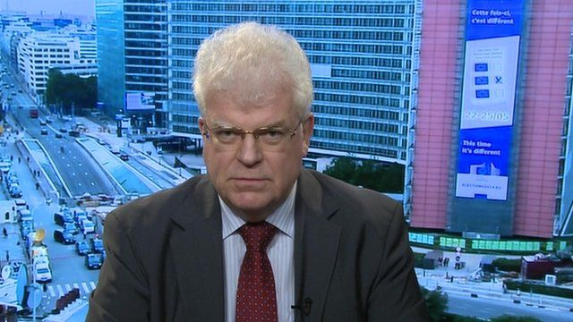 Vladimir Chizhov, Russian Ambassador to the EU