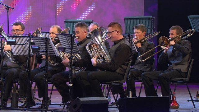 Band Pres Porth Tywyn