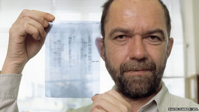 DNA fingerprinting pioneer honoured by Royal Society