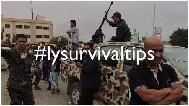 Libya #lysurvivaltips