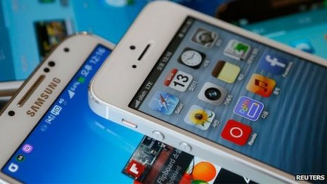 Apple and Samsung agree to drop cases outside the US