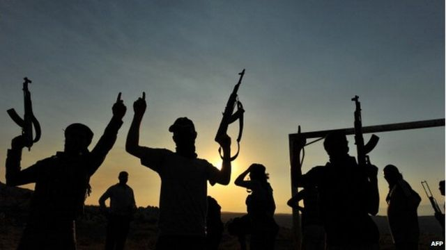 Chinese Xinjiang Muslims 'fighting with IS'