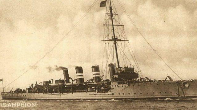 HMS Amphion