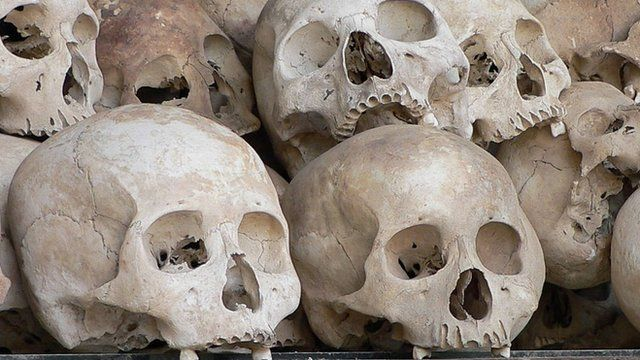 Who were the Khmer Rouge? In 60 secs