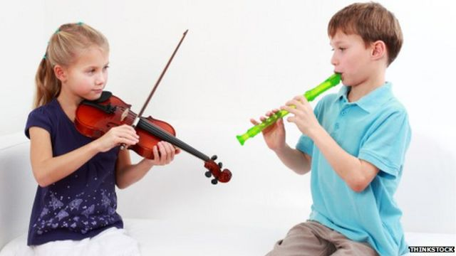 Musical training 'can improve language and reading'
