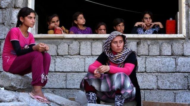 Iraq crisis: Yazidi refugees need urgent help, UN warns