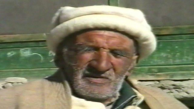 Pakistani Mountaineer Amir Mehdi