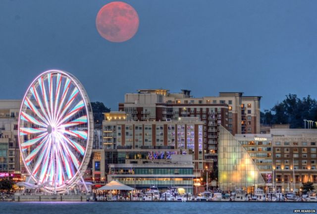 Supermoon: Your pictures