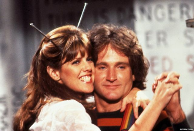 In pictures: Robin Williams