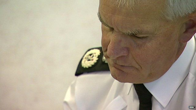 Greater Manchester Police's (GMP) Chief Constable, Sir Peter Fahy