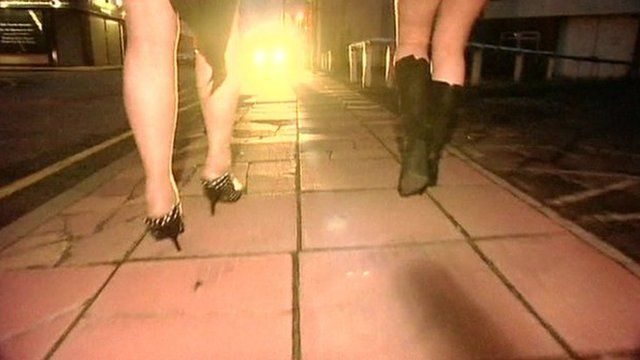 Sex workers 'fear dangerous city'