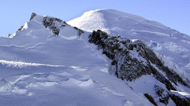 File picture of Mont Blanc