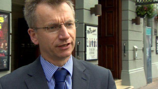Councillor Brian Kingston