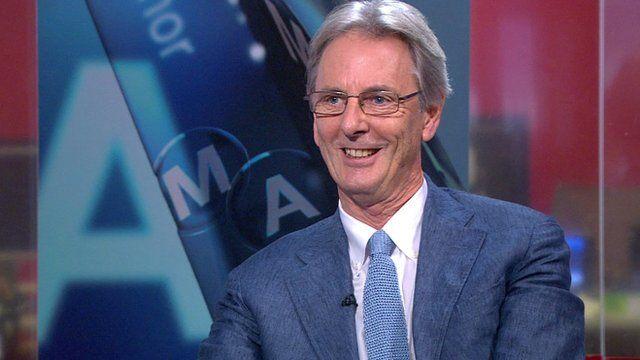 Author Andrew Crofts