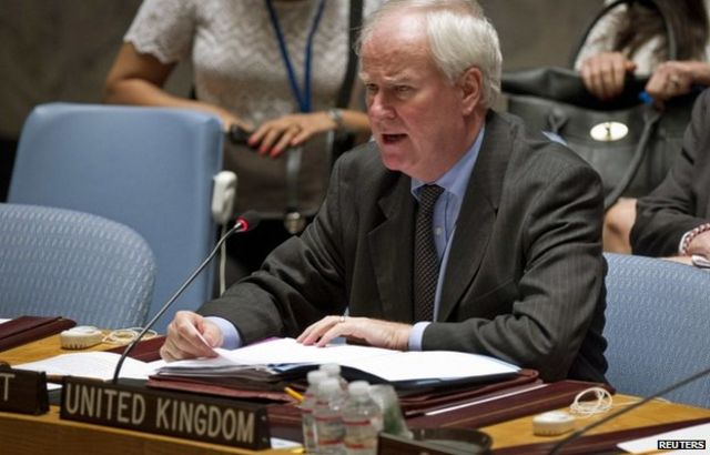 Iraq crisis: UK welcomes UN pressure on Islamic State