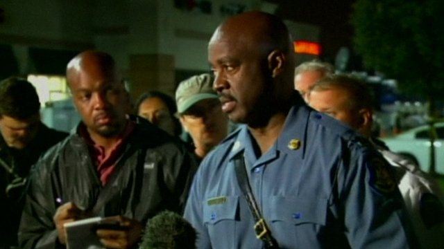 Missouri Highway Patrol Captain Ron Johnson
