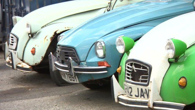 Citroen cars