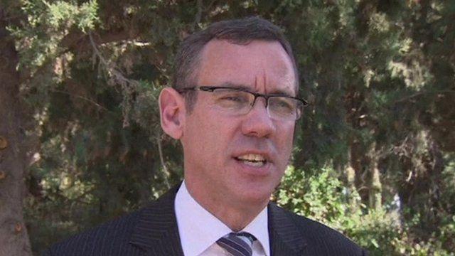 Israeli government spokesman Mark Regev