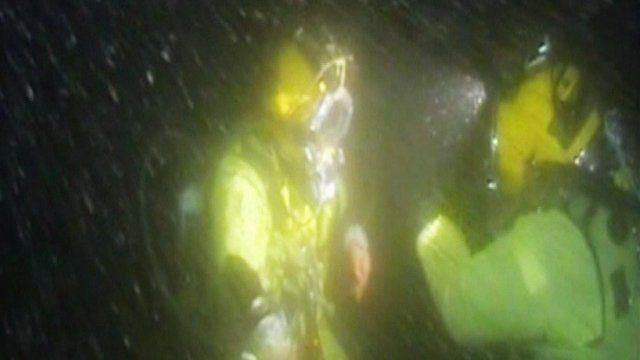Aberdeen divers