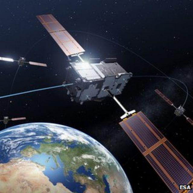 Galileo satellites go into wrong, lower orbit - Esa