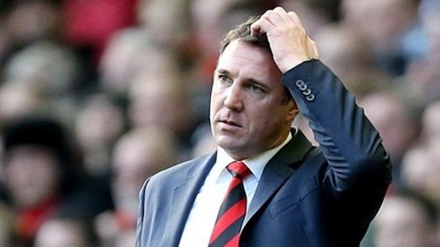 Ex-Cardiff City manager Malky Mackay denies the claims, which are being investigated by the FA