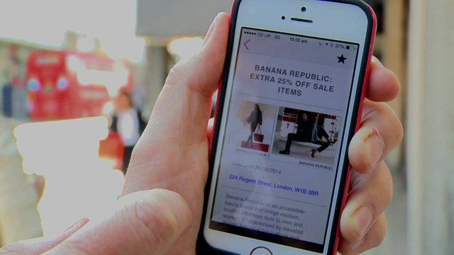 Will smartphones change shopping?