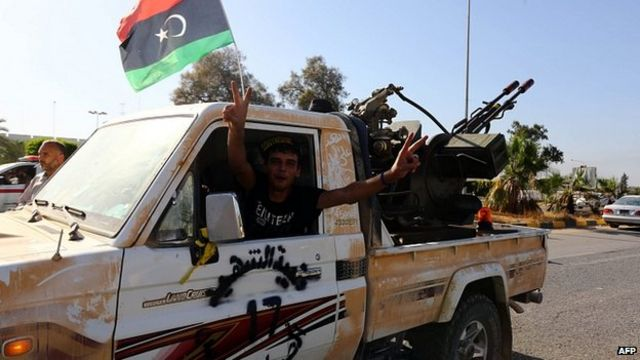 Libya crisis: US 'caught off-guard' by air strikes
