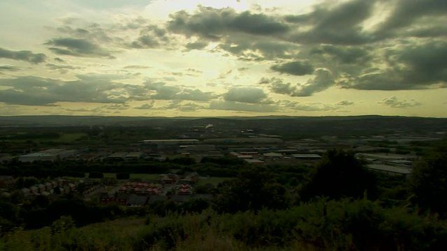 View of Rotherham