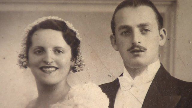 Maurice and Helen Kaye, from Bournemouth