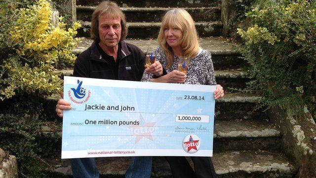 John Potter and Jackie Murphy