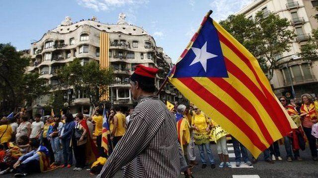 Bratach Catalan